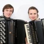 Aleksandr Selivanov ir Julia Amerikova