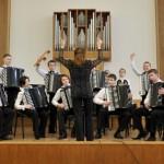 cerkazovos orkestras
